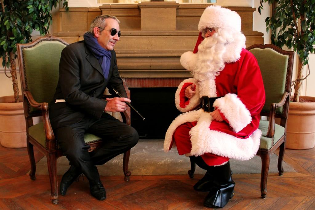 Rencontre de Noel avec Cordier du Blouze Politique