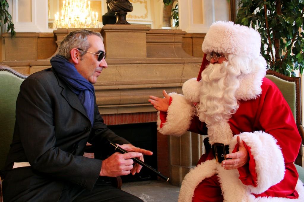 Entretien de Noel avec le Blouze Politique