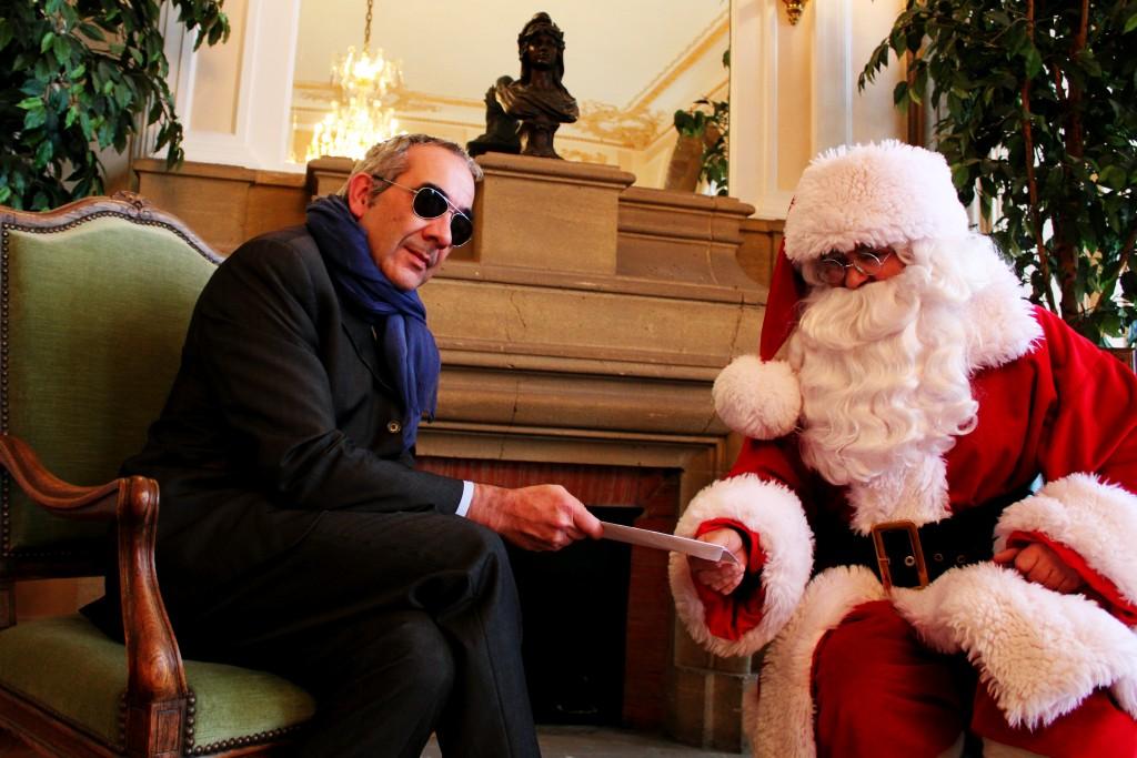 La lettre de Noel du Blouze Politique